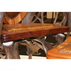 Antler Chair Detail