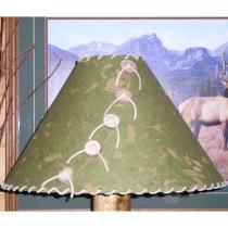 Mango Olive Lamp Shade